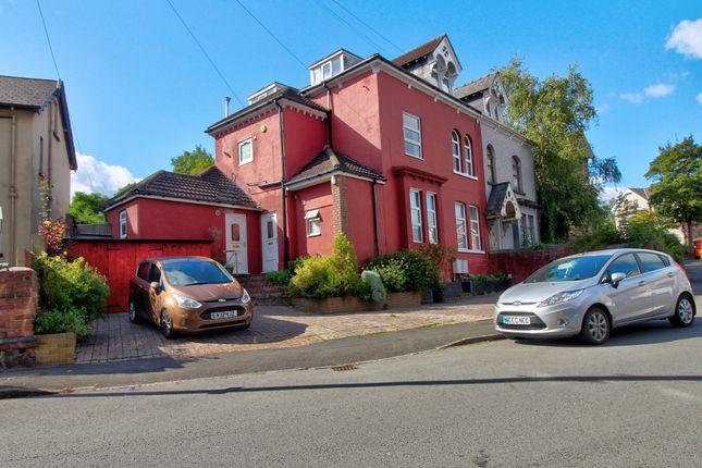 Thumbnail Maisonette for sale in Clyffard Crescent, Newport