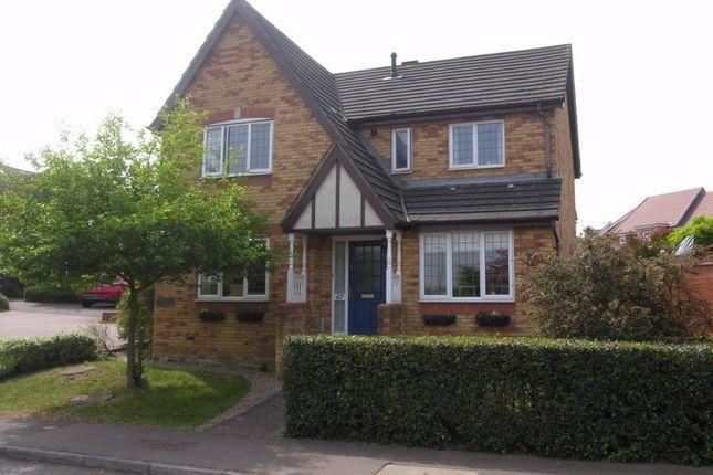 Thumbnail Detached house to rent in Parkway, Hinchingbrooke, Huntingdon, Cambridgeshire