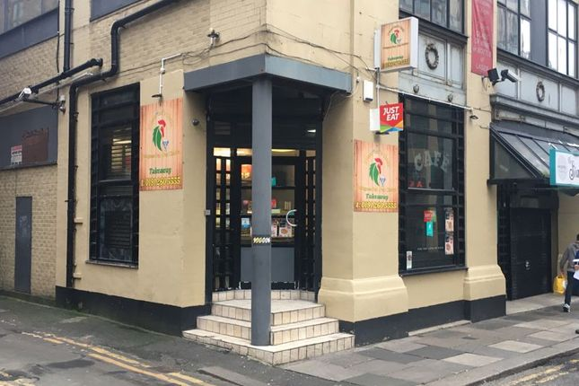 Thumbnail Restaurant/cafe for sale in Waterloo Street, Newcastle Upon Tyne