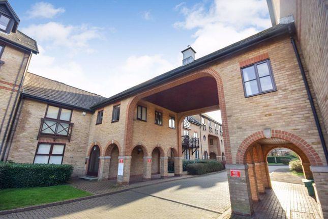 Thumbnail Flat to rent in Lawrence Moorings, Sheering Mill Lane, Sawbridgeworth