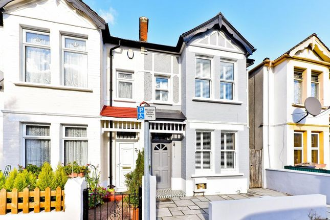 Thumbnail Semi-detached house for sale in Devonshire Road, Colliers Wood, London