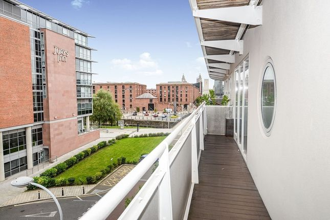 Thumbnail Flat to rent in Royal Quay, Liverpool