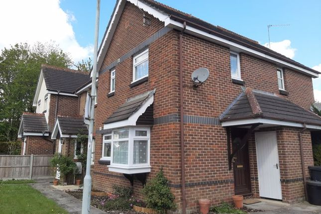 1 bed terraced house for sale in Bryer Close, Chard TA20