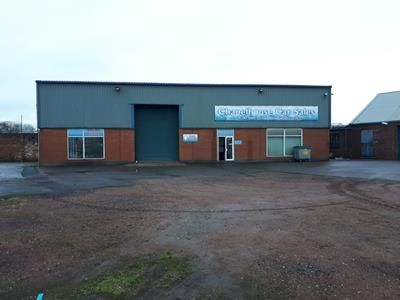 Thumbnail Light industrial to let in Clock House, Forge Lane, Cradley Heath, West Midlands