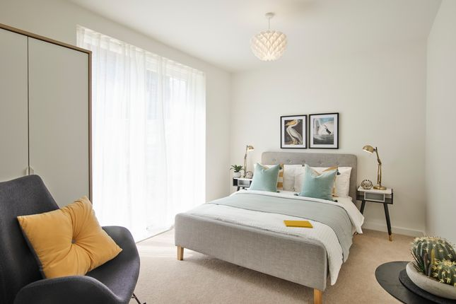 Thumbnail Flat for sale in Pinner Road, Harrow