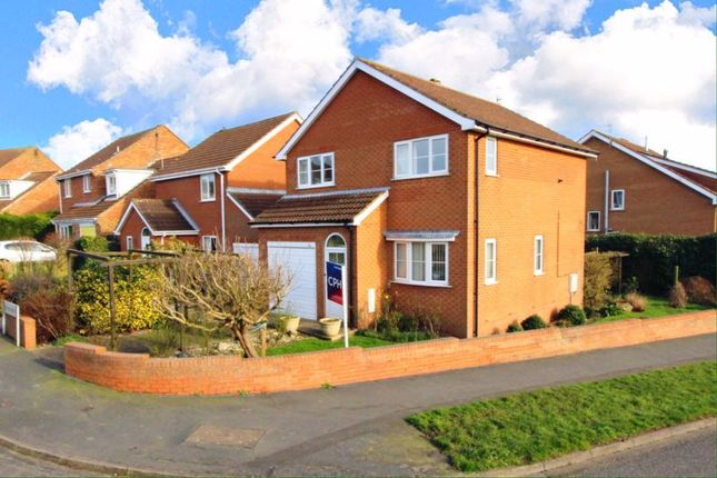 Thumbnail Detached house for sale in The Pastures, Cayton, Scarborough