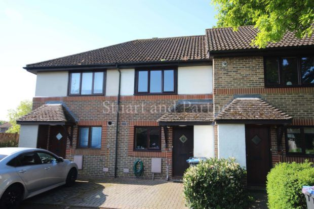 Thumbnail Terraced house to rent in Capenors, Burgess Hill