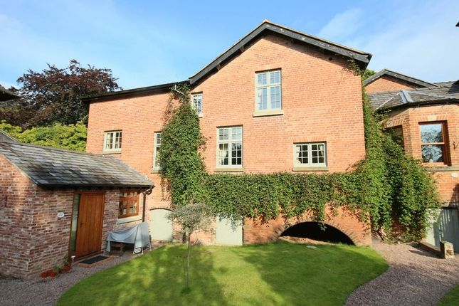 Thumbnail End terrace house to rent in Maer, Newcastle-Under-Lyme