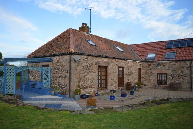 Thumbnail Detached house for sale in Cottage Road, Wooler, Northumberland