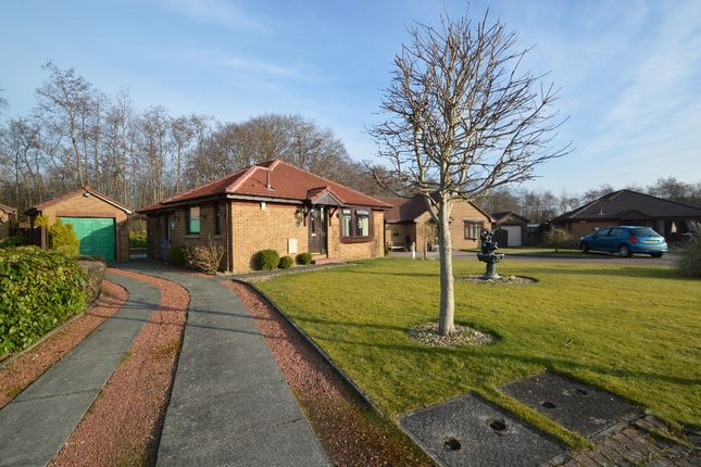 Thumbnail Bungalow for sale in Springbank Gardens, Lawthorn, Irvine, North Ayrshire