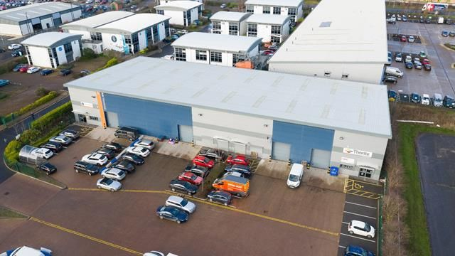 Thumbnail Light industrial to let in Saturn Court, North Shields, Tyne And Wear