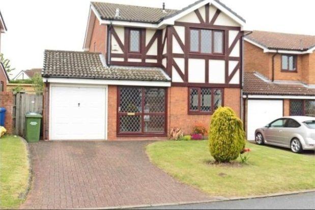 Thumbnail Property to rent in Falcon, Wilnecote, Tamworth