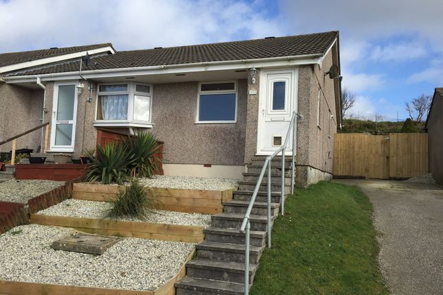 Thumbnail Bungalow to rent in Fortescue Close, Foxhole