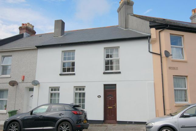 Thumbnail Terraced house for sale in Northesk Street, Plymouth