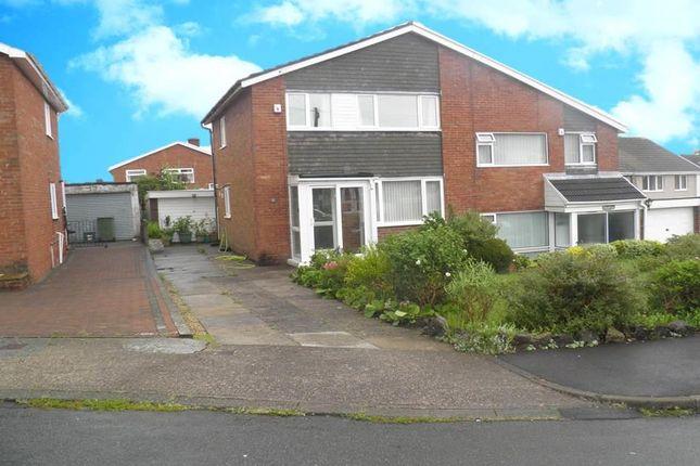 Thumbnail Property to rent in Denbigh Close, Tonteg, Pontypridd