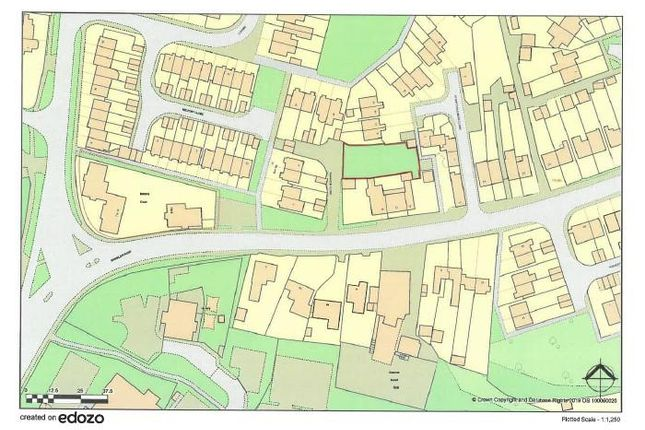 Thumbnail Land for sale in Land R/O, 9, 11 And 13, Brinklow Road, Coventry