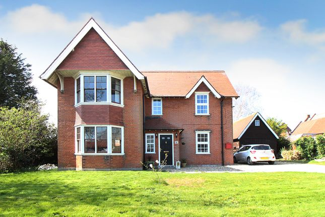 Thumbnail Detached house for sale in School Loke, Hemsby, Great Yarmouth