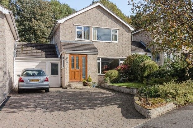 Thumbnail Link-detached house for sale in Castle Drive, Bakewell