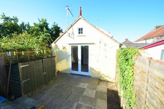 Thumbnail Semi-detached bungalow for sale in Victoria Road, Stowmarket