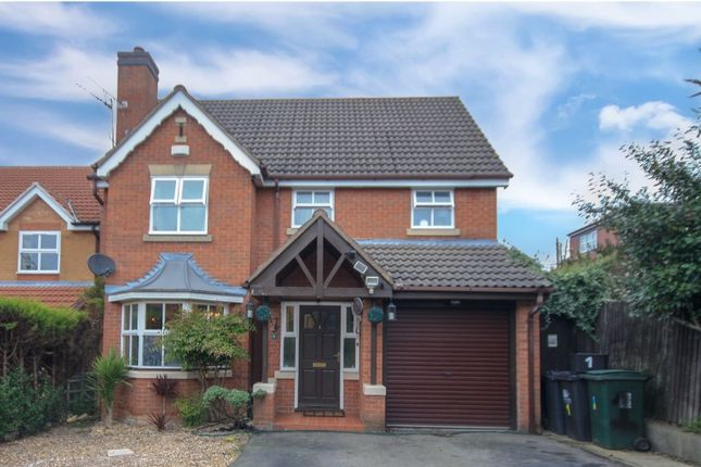 Thumbnail Detached house for sale in Milldale Court, Belper