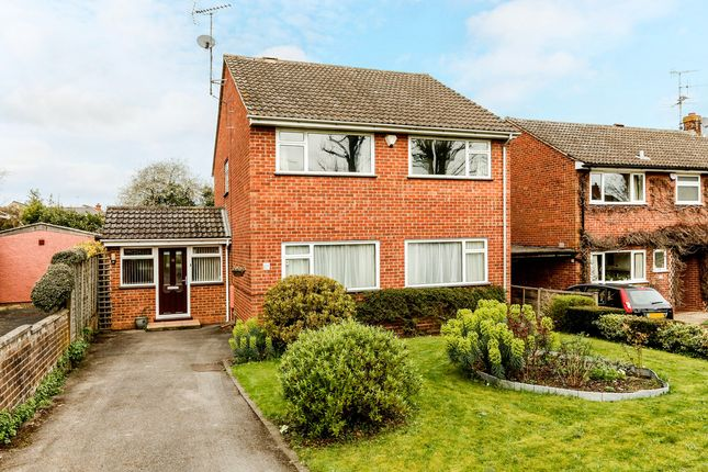 Thumbnail Detached house for sale in Walton Avenue, Henley-On-Thames