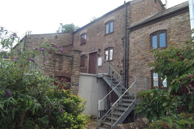 Thumbnail Barn conversion to rent in Newton Lodge, Welsh Newton