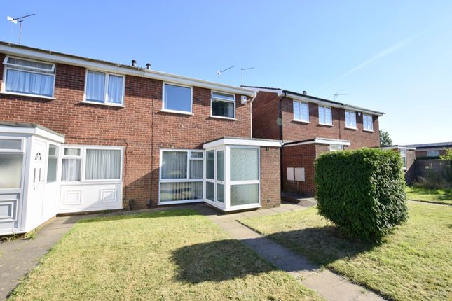 Thumbnail Semi-detached house to rent in Swanage Green, Coventry