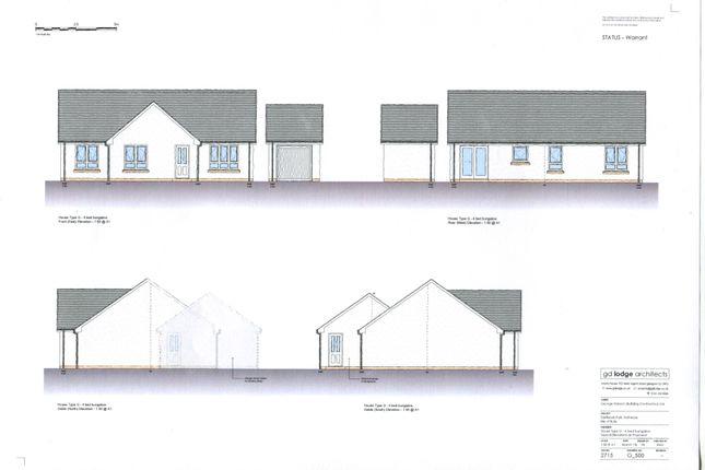 Thumbnail Detached bungalow for sale in Plot 22 Eastland Park, Isle Of Bute
