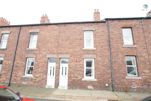 Thumbnail Terraced house for sale in Front Street, Fletchertown, Wigton, Cumbria