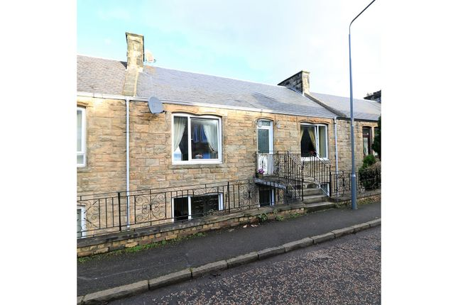 Thumbnail Terraced house for sale in Stewart Avenue, Bo'ness