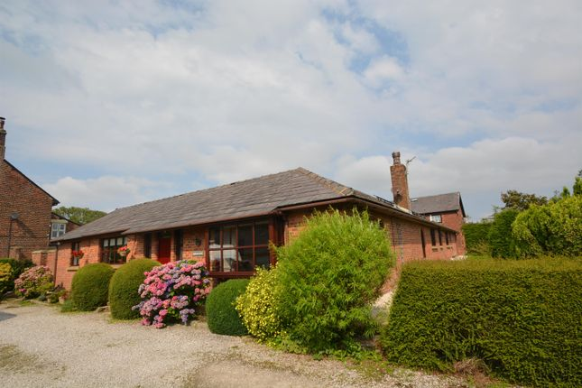 Thumbnail Detached bungalow for sale in Back Lane, Weeton
