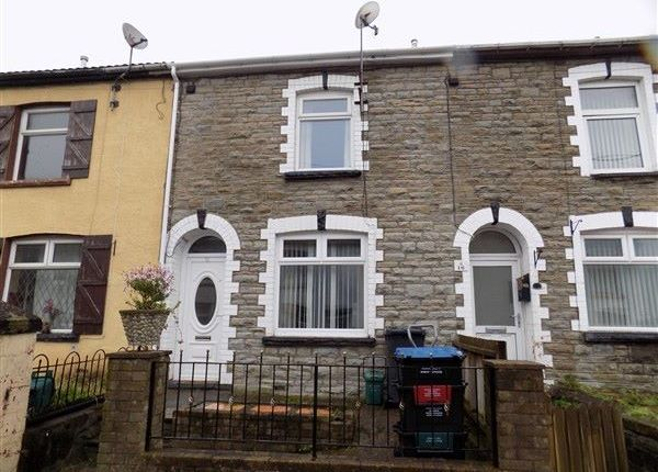 Thumbnail Terraced house to rent in James Street, Abertillery