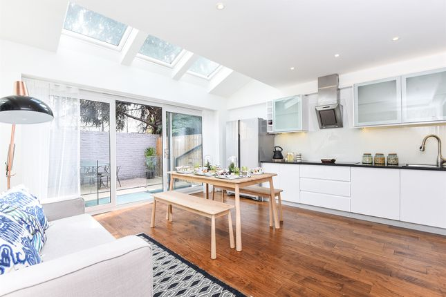 Thumbnail Town house for sale in Surrey Crescent, Chiswick, London