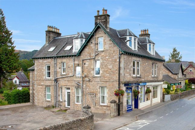 Thumbnail Flat for sale in Atholl Road, Pitlochry