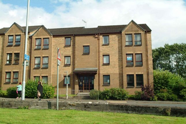 Thumbnail Flat to rent in 12 Bonhill Road, Dumbarton