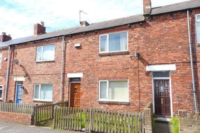 Thumbnail Terraced house to rent in Hylton Terrace, Pelton, Chester Le Street