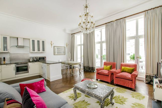 Thumbnail Property to rent in Manson Place, South Kensington