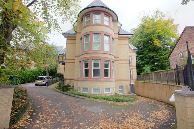 Thumbnail Flat to rent in Upper Park Road, Salford