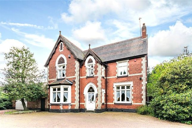 Thumbnail Detached house for sale in Amos Lane, Wolverhampton, West Midlands