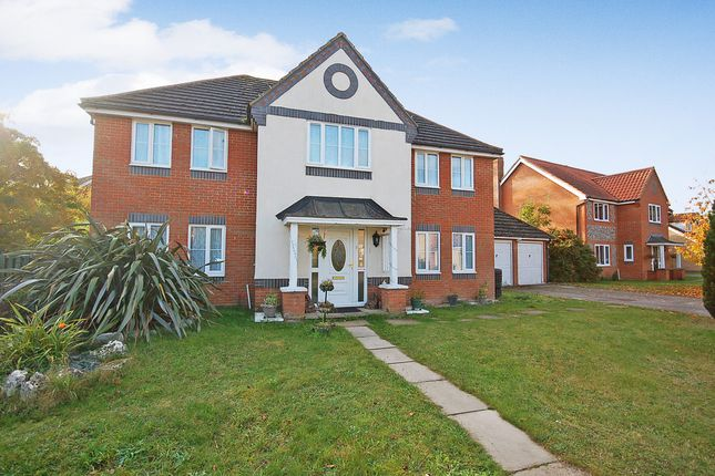 Thumbnail Detached house for sale in Arlington Way, Thetford