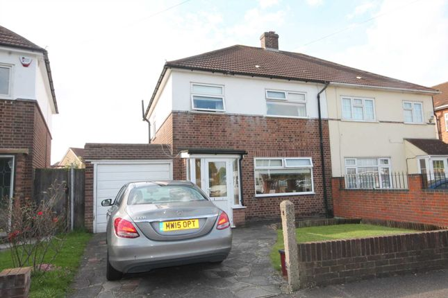 Thumbnail Semi-detached house for sale in Sussex Road, Erith