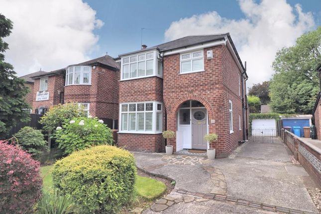 Thumbnail Detached house for sale in Victoria Road, Salford