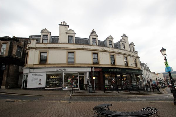 Thumbnail Flat for sale in Ferry Brae, Dunoon