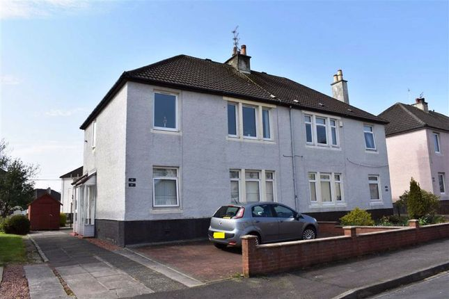 Thumbnail 1 bedroom flat for sale in 39, Colinslee Drive, Paisley, Renfrewshire