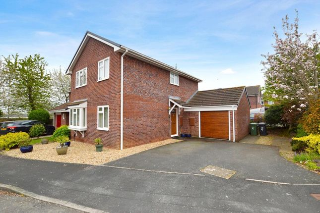 Thumbnail Detached house for sale in Mamhead Road, Broadmeadow, Exeter