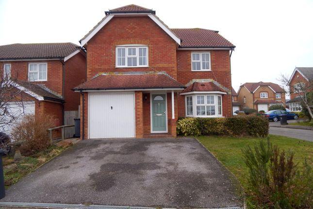 Thumbnail Detached house to rent in Hamble Road, Stone Cross, Pevensey
