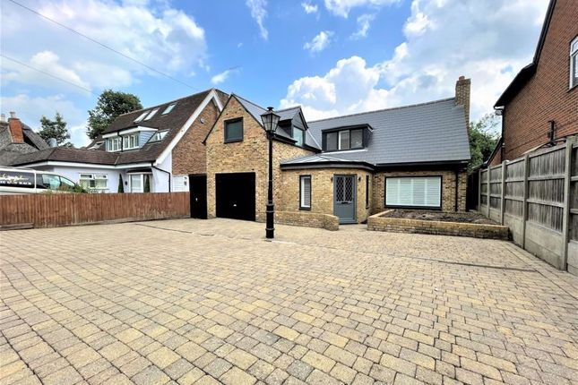 Thumbnail Detached house for sale in Carinthia, Harlow Road, Sawbridgeworth