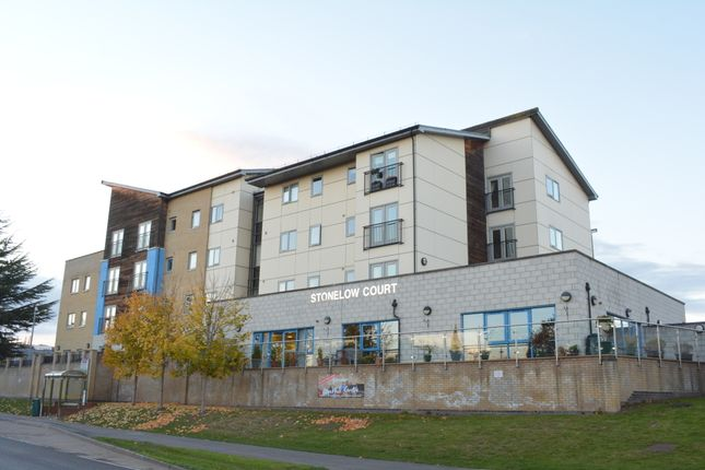 Thumbnail Flat for sale in Stonelow Court, Dronfield, Sheffield