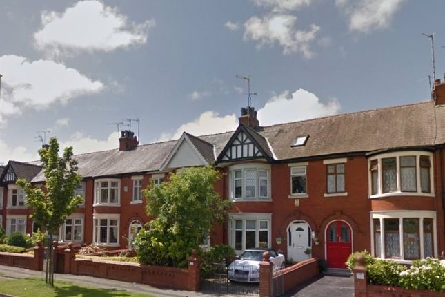Thumbnail Town house to rent in West Park Drive, Blackpool