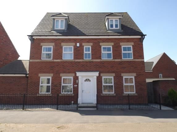 5 bed detached house for sale in Hornbeam Way, Kirkby-In-Ashfield, Nottingham
